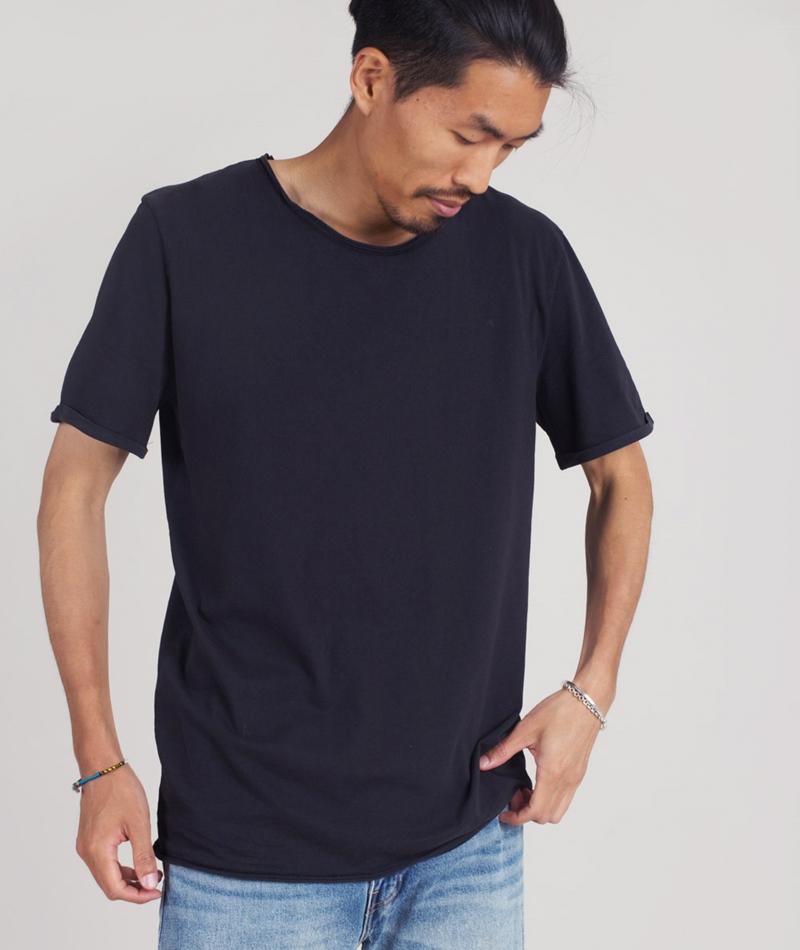 KAUF DICH GLÜCKLICH T-Shirt navy