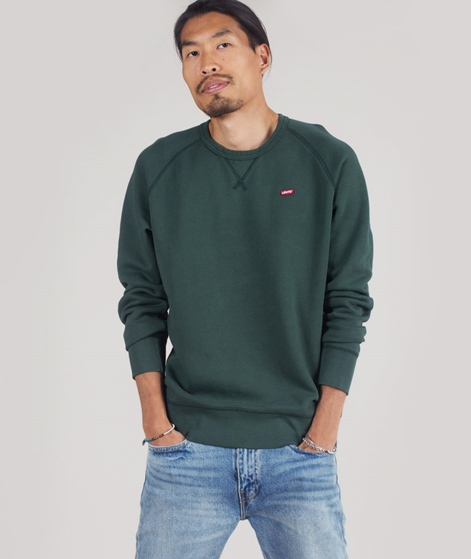 LEVIS Original HM Icon Crew Sweater python