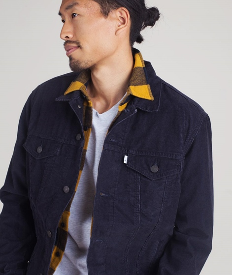 LEVIS The Trucker Jacket common blue cord