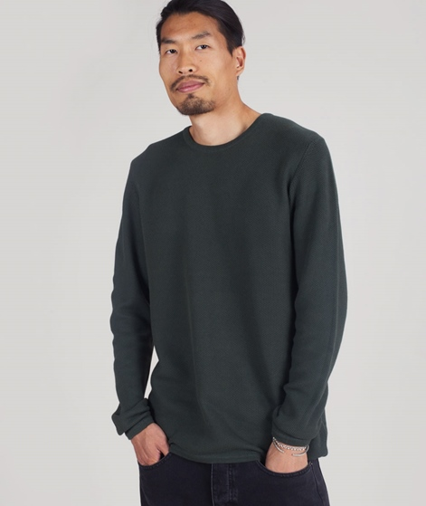 MINIMUM Reiswood 2.0 Pullover green
