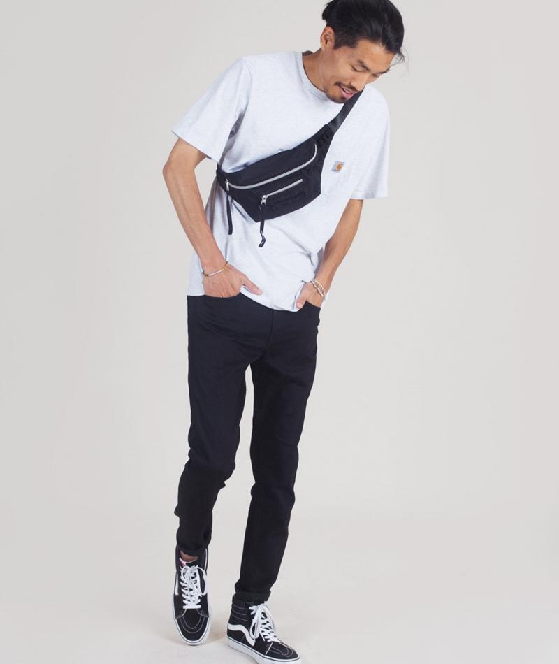 LEVIS 512 Slim Taper Fit Jeans nightshin
