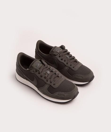 NIKE Air Vortex Leather Sneaker sequoia