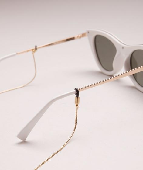 KAUF DICH GLÜCKLICH Brillenband gold