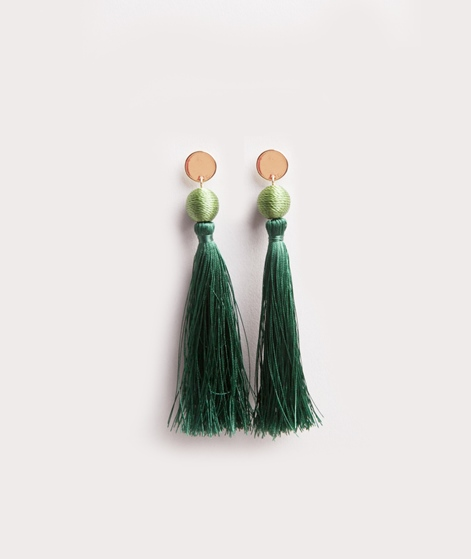 EBBA Fee Ohrringe green