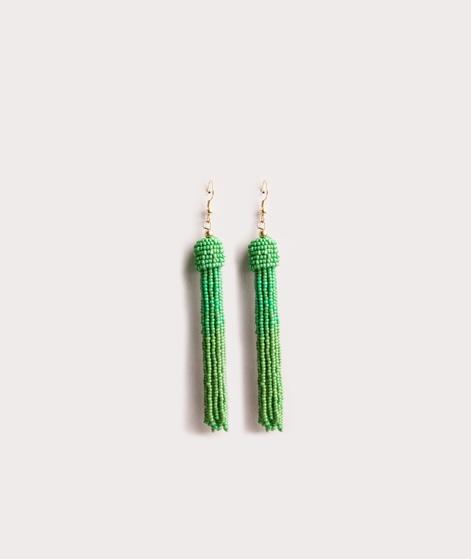 EBBA Lyra Ohrringe grün