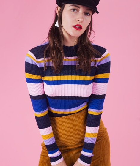 M BY M Rica Chicago Pullover multi strip