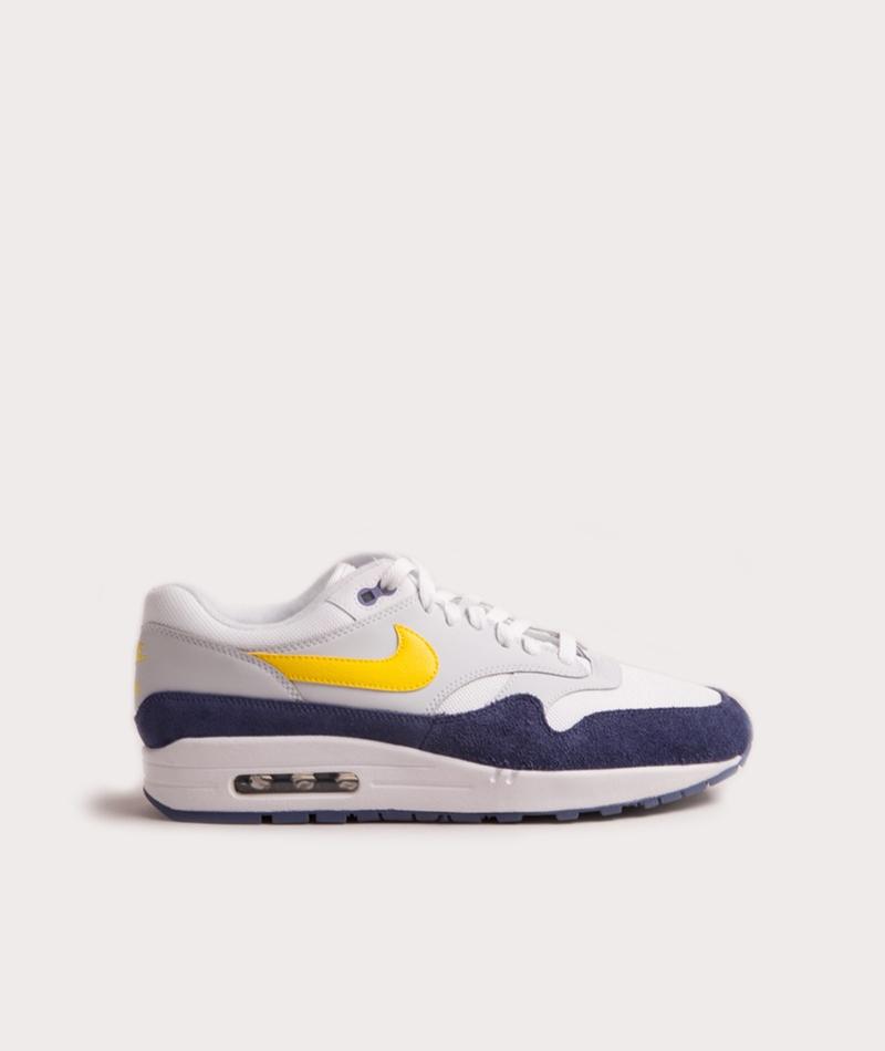 NIKE Air Max 1 Sneaker white/tour yellow
