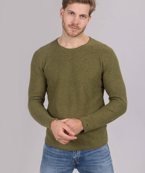 NOWADAYS Honeycomb C-N Pullover wood