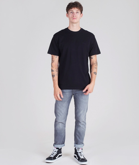 CARHARTT Script Embroidery T-Shirt black