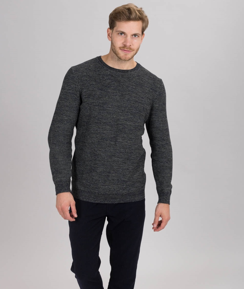 NOWADAYS Multi Color Structure Pullover