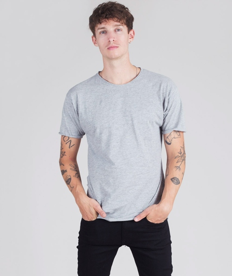 ROCKAMORA Aron T-Shirt white grey