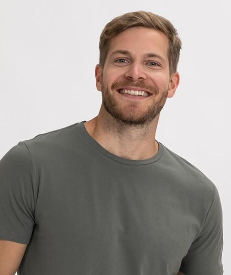 KAUF DICH GLUECKLICH Bennet Organic Cotton T-Shirt misty