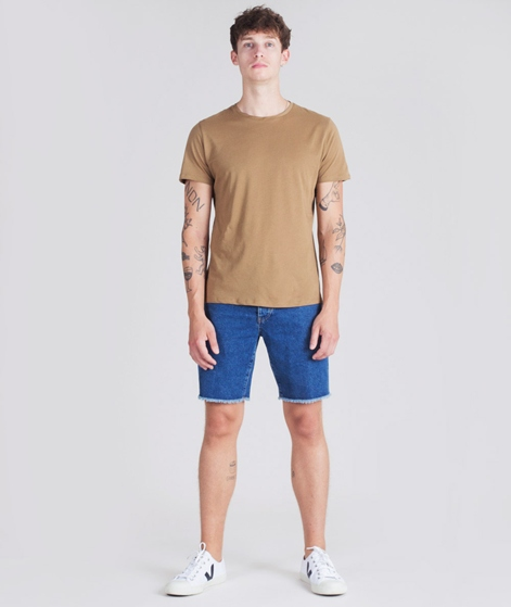 KAUF DICH GLUECKLICH Bennet Organic Cotton T-Shirt hazel