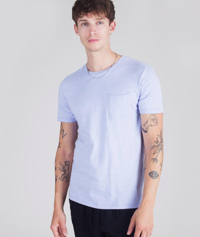 MINIMUM Nowa T-Shirt violet