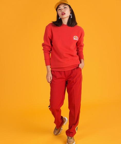 ELLESSE Diveria Sweater scarlet red