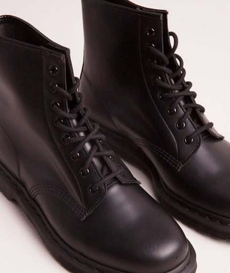 DR. MARTENS Monochrom Schuhe black