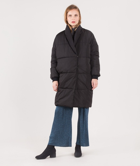NATIVE YOUTH Altair Puffer Mantel black