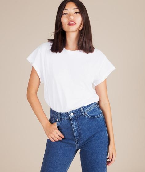 CHEAP MONDAY Screen T-Shirt white