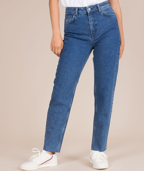MOSS CPH Crystal Mom Jeans blue wash