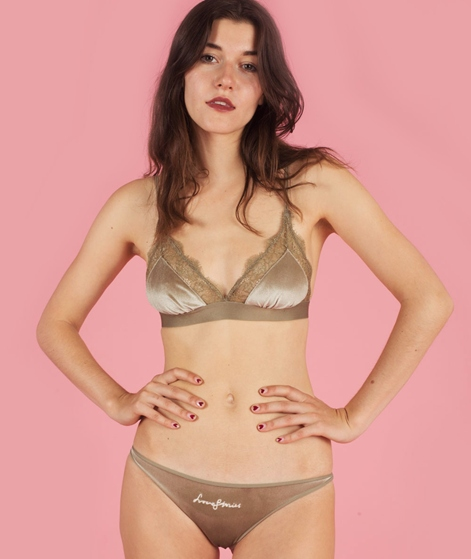 LOVE STORIES Shelby Panty green