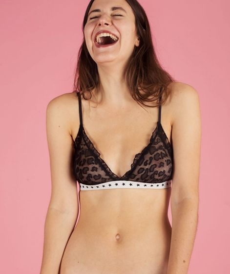 LOVE STORIES Reggipetto Bra black