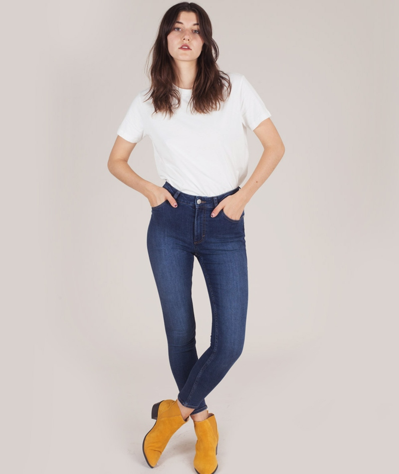 CHEAP MONDAY High Skin Jeans blue blue