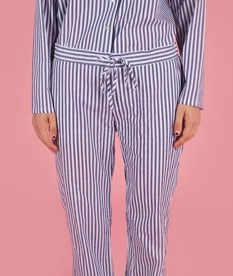 LULUS DRAWER Camille Pyjama Pants stripe