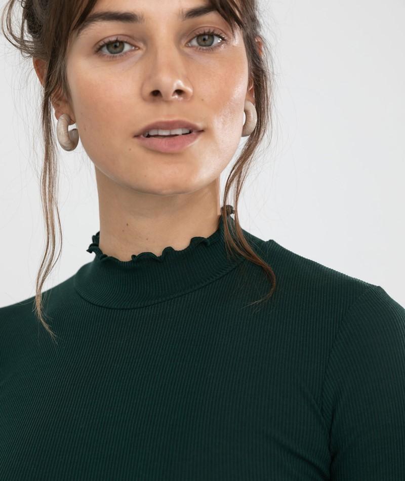 SAMSOE SAMSOE Nelli T-Shirt scarab