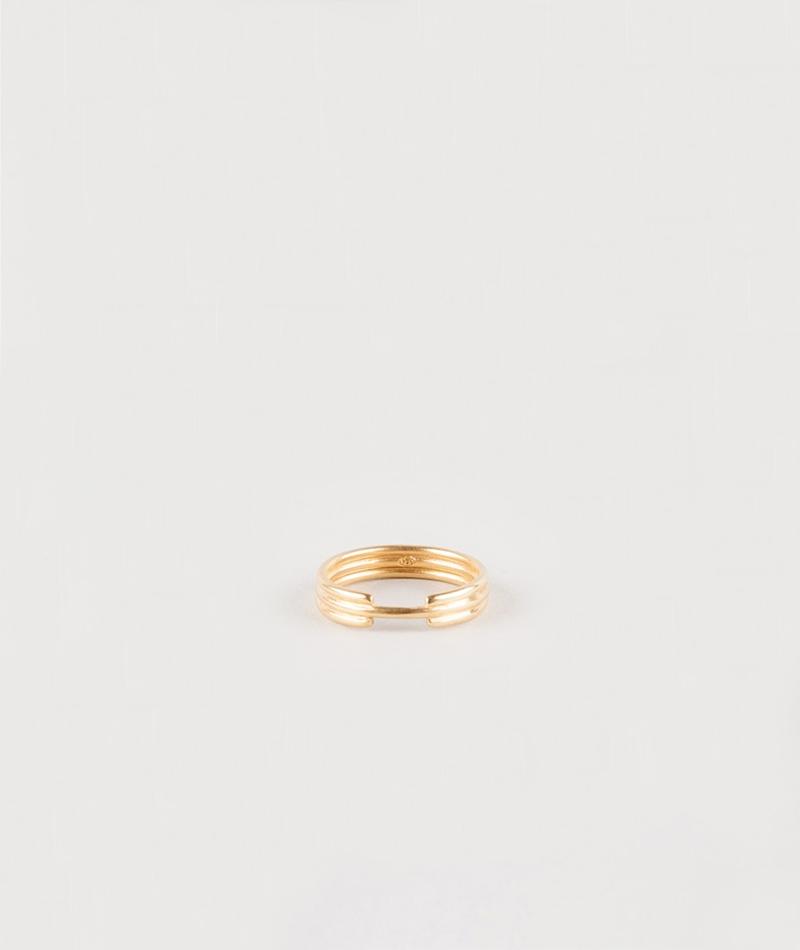 JUKSEREI Oslo Ring gold