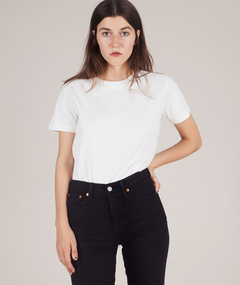 LEVIS Wedgie Straight Jeans black heart