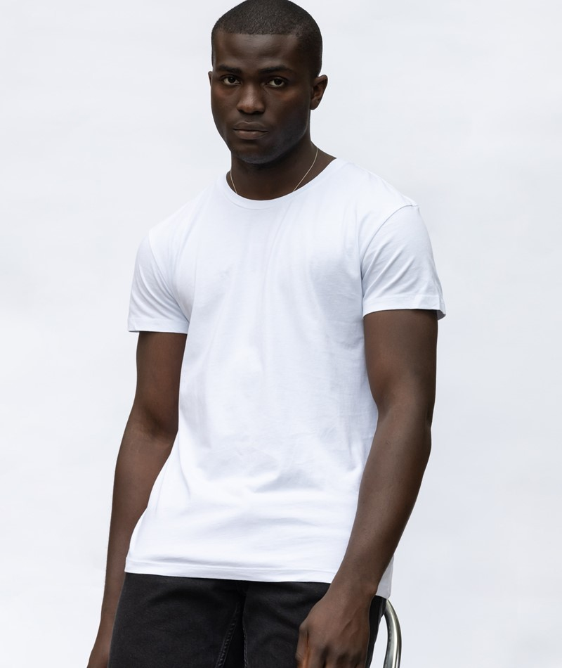 SAMSOE SAMSOE Kronos T-Shirt white