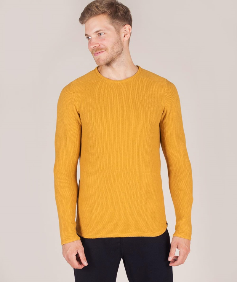 REVOLUTION Orla Pullover yellow