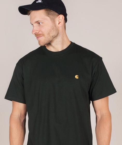 CARHARTT Chase T-Shirt dunkelgrün