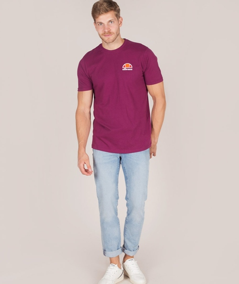 ELLESSE Canaletto T-Shirt purple potion