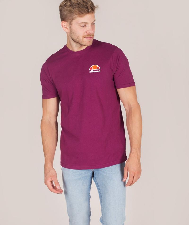 ELLESSE Canaletto T-Shirt purple potion