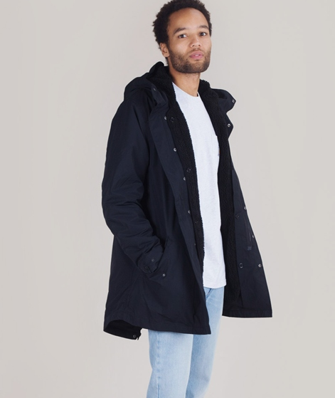LEVIS 3N1 Fishtail Parka Jacke black