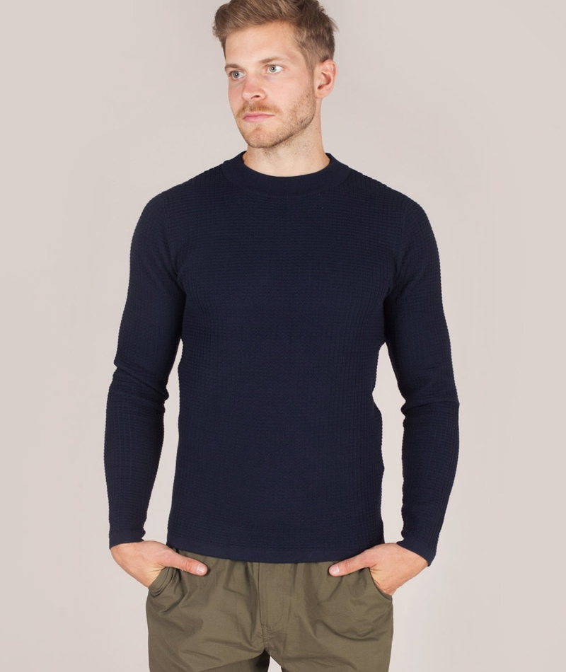 SELECTED HOMME SLHJack Pullover navy bla