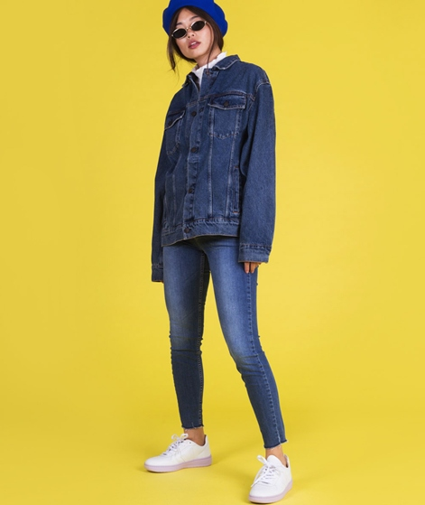 CHEAP MONDAY Upsize Jeanjacke