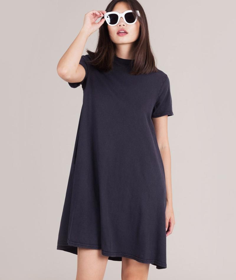 CHEAP MONDAY Mystic Kleid off black