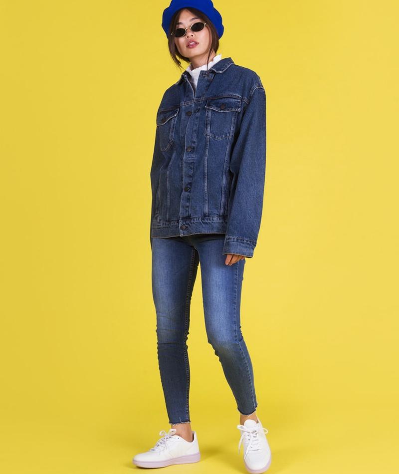 GLOBAL FUNK Thirteen Jeans blue
