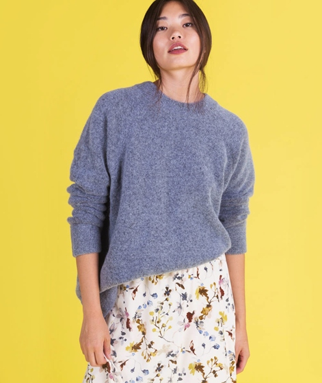 SAMSOE SAMSOE Nor O-N long Pullover dust