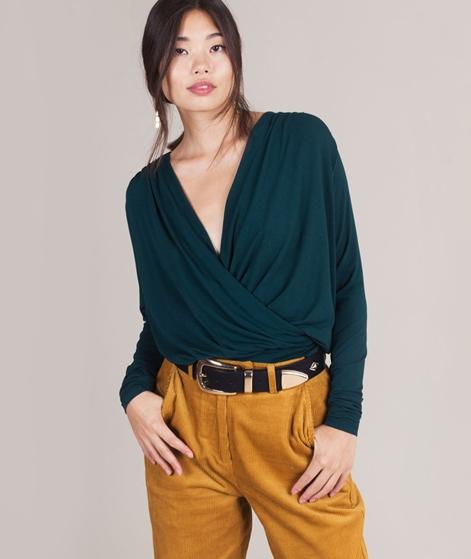 M BY M Ilaria Body emerald green