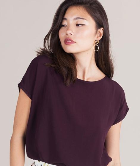 WEMOTO Melvin T-Shirt burgundy