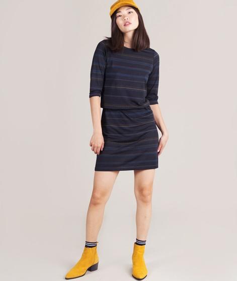 SESSUN Winter Rainbow Kleid shade stripy