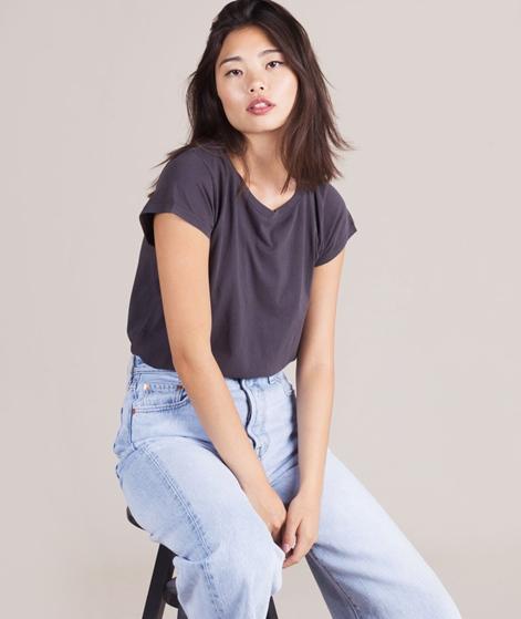SAMSOE SAMSOE Liss T-Shirt dunkelgrau