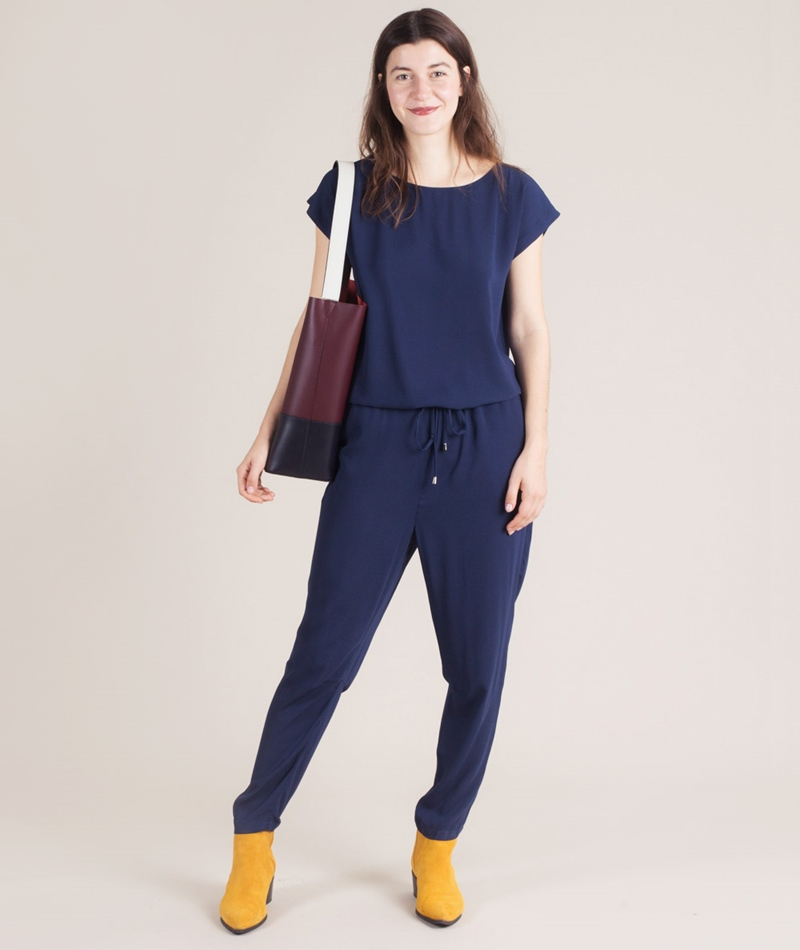 MADS NORGAARD Cavi Overall navy