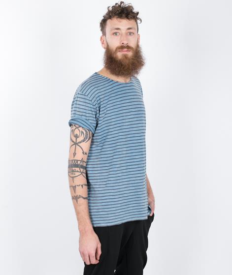 KAUF DICH GLÜCKLICH Dennis T-Shirt blue