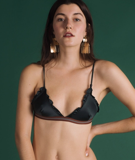 LOVE STORIES Lula Bra dark green