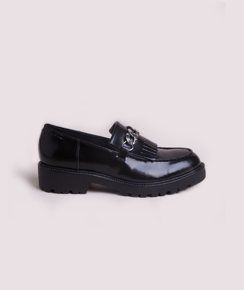 VAGABOND Kenova Slipper black