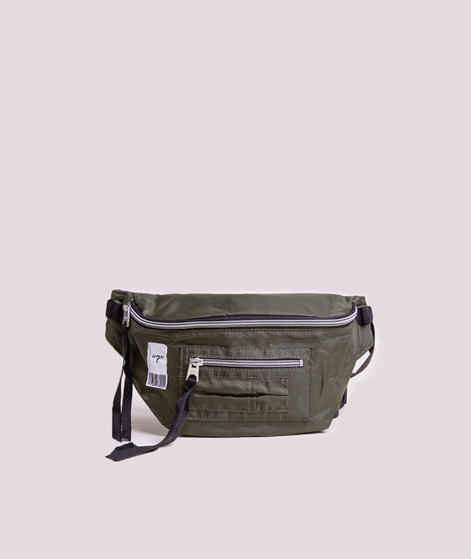 CHEAP MONDAY B.B Bum Bag Protest Green